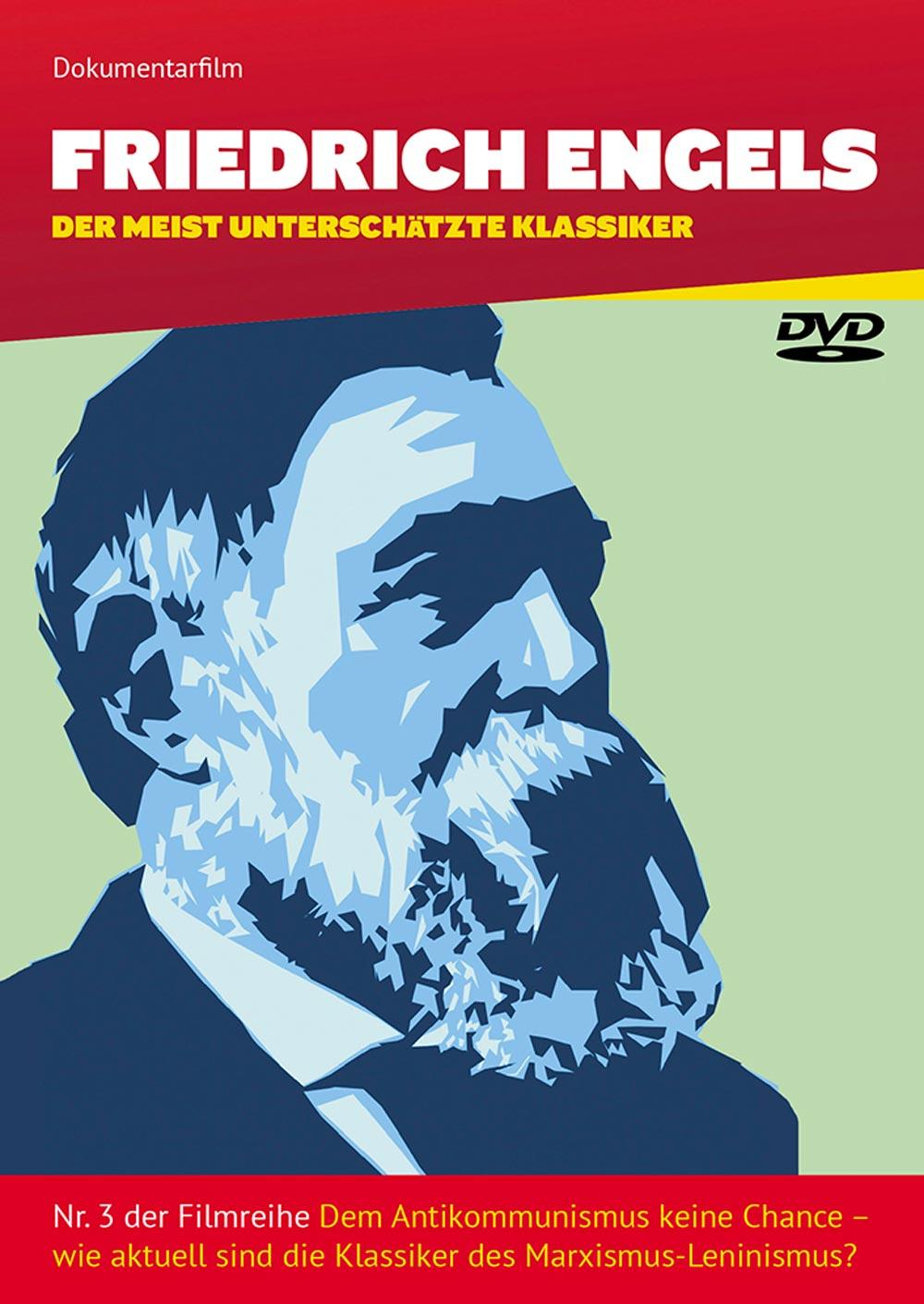 Friedrich Engels Der meist unterschätzte Klassiker - hart kämpfen, streng denken, aus tiefstem Herzen lieben