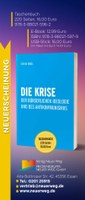 """RollUp Plakat """"Die Krise der bürgerlichen Ideologie und des Antikommunismus"""""""