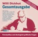 Willi Dickhut Gesamtausgabe - Teil I: Parteiaufbau und ideologisch-politische Fragen - CD