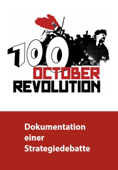 100 Jahre Oktoberrevolution Cover