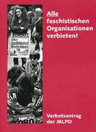 Alle faschistischen Organisationen verbieten!