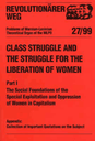 New Perspectives for the Liberation of Women