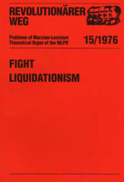 Fight Liquidationsism