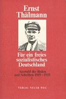 Für ein freies und sozialistisches Deutschland
