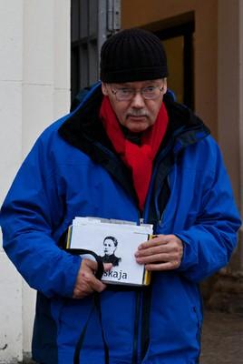 Volker Hoffmann in München