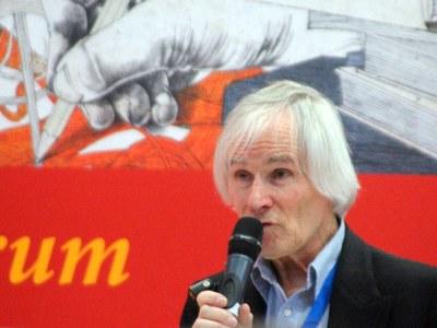 Harald Gröhler auf der Leipziger Buchmesse 2017