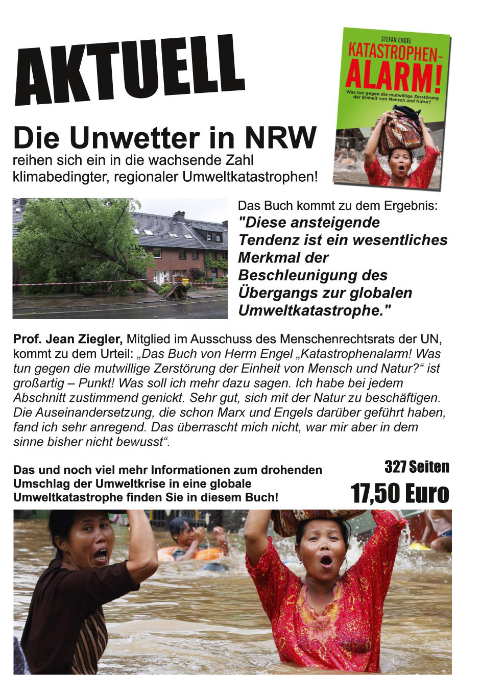 Unwetter in NRW
