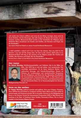 Krone, Kreuz und Krieger - Europäische Vermächtnisse in den Philippinen - Umschlag Rückseite