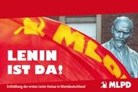 Lenin ist da! Enthüllung der ersten Lenin-Statue in Westdeutschland - Dokumentation