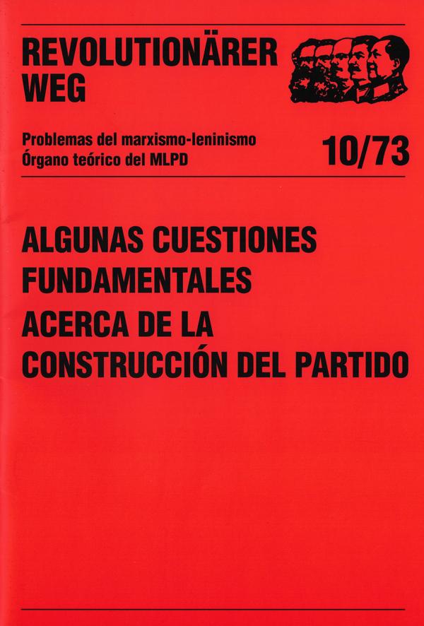 RW 10 spanisch