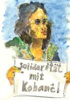 Solidarität mit Kobanê