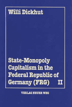 State-Monopoly Capitalism in the Federal Republic of Germany (FRG)