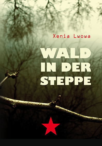 Wald in der Steppe