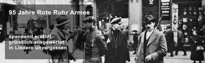 95 Jahre Rote Ruhrarmee