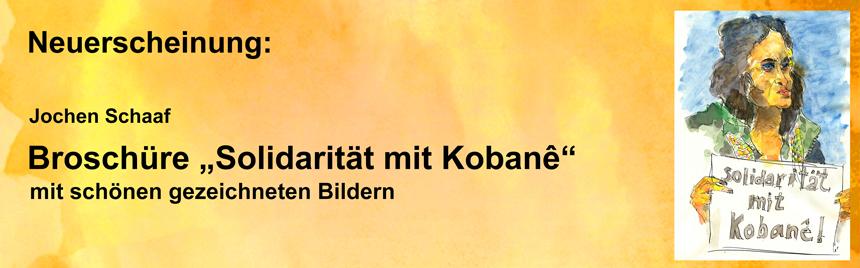 Solidaritaet mit Kobane