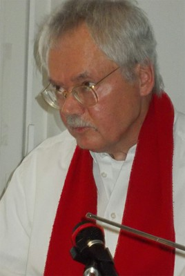 Dr. Hoffmann auf der Lesung in Berlin am 11.4.2013