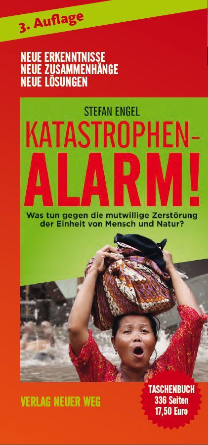 Flyer zur 3.Auflage Katastrophenalarm