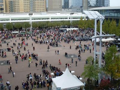 Frankfurter Buchmesse 2012, Messeplatz 2