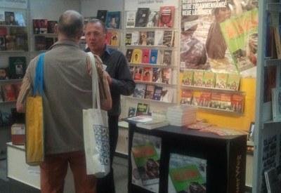 Frankfurter Buchmesse 2014, Stand