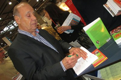 Jean Ziegler 2015