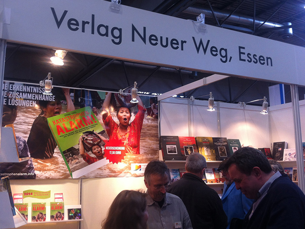 Leipziger Buchmesse 2014 VNW Stand