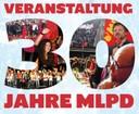 Logo, 30 Jahre MLPD