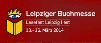 Logo, Leipzig liest 2014