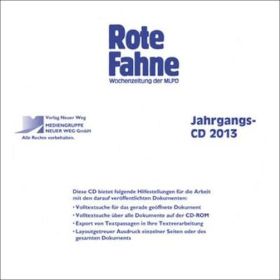 Portlet, RF 2013 CD-Rom