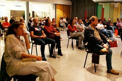 Teilnehmer Covid-19 Veranstaltung